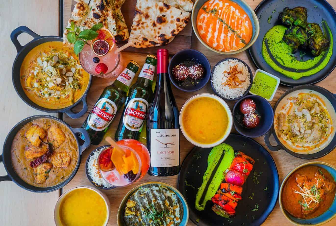 Boîte-Repas pour un festin indien au Temps des Fêtes